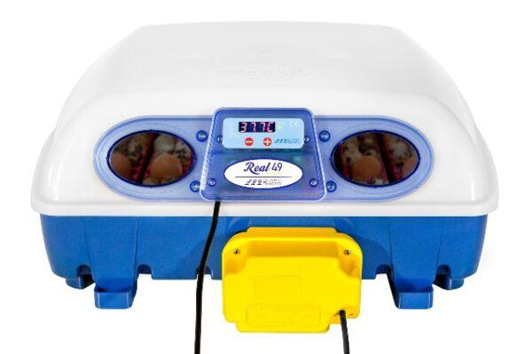 Real 49 Hel Automatisk rugemaskine