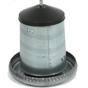 galvaniseret-foderautomat