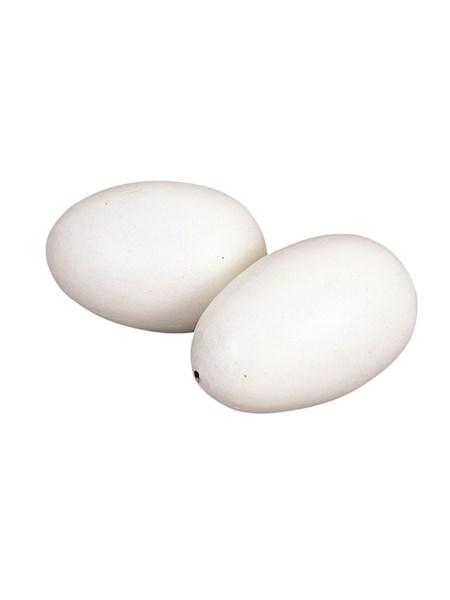 Plastik redeæg til høns